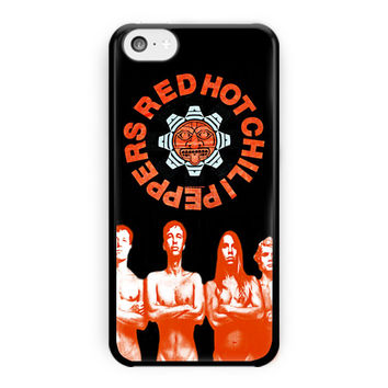 Red Hot Chili Peppers Custom iPhone 5C Case