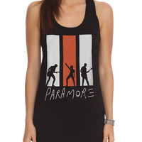 Paramore Shadow Girls Tank Top