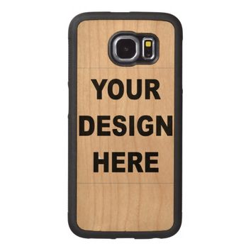 Create Your Own Custom Wood Phone Case