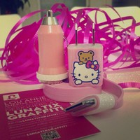 Hello Kitty iPhone Charger