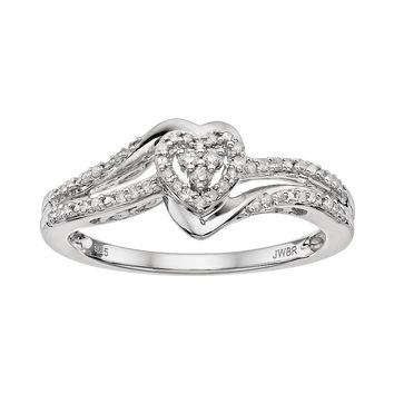 Always Yours Diamond Heart Engagement from Kohl s