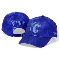 Kansas City Royals Bling Baseball Hat