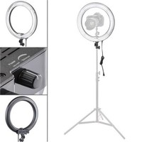 "Photo/Video 13"" AC Powered 600W 5500K Fluorescent Ring Light With Bag - Walmart.com"