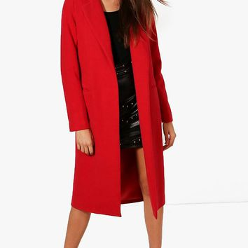 Beatrice Tailored Coat | Boohoo