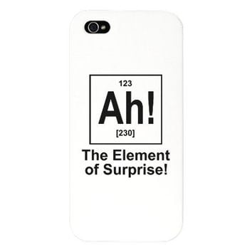Ah! iPhone 5 Case by YouLikeThisShop