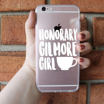 Honorary Gilmore Girl Phone Case | Gilmore Girls Phone Case | iPhone Case | Galaxy Case | Southern Sweetheart Gifts