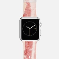Bacon Strips Apple Watch Band case by Rex Lambo | Casetify