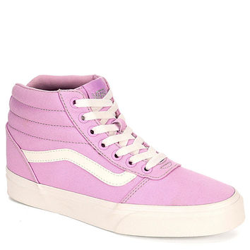 PURPLE VANS Womens Ward Hi
