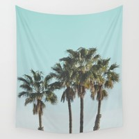 Los Angeles Wall Tapestry by Luke Gram