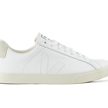Women's Veja Esplar Leather White