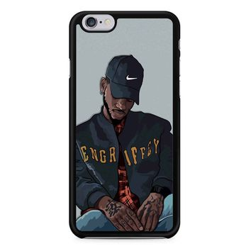 Bryson Tiller 4 iPhone 6/6S Case