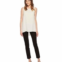 Eileen Fisher System Stretch Ponte Slim Pant