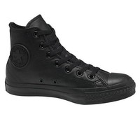 Converse Chuck Taylor High Top - Mono Leather Black