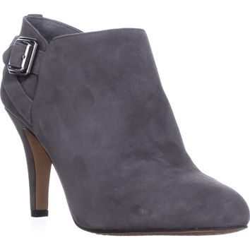Vince Camuto Vayda Ankle Booties, Grey Stone, 8 US / 38 EU