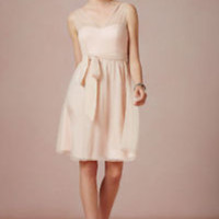 Ainsley Dress (BHLDN, Rose, size 6)