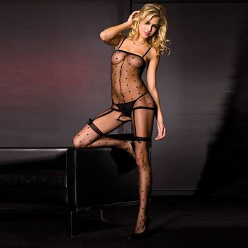 Hot Deal Cute On Sale Sexy Socks One-piece Exotic Lingerie [6596499395]