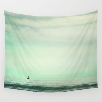 Serenity Wall Tapestry by Guido Montañés