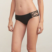 Macrame Side Swim Bottom