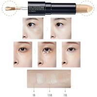 The Saem Cover Perfection Ideal Concealer Duo|The Saem|Concealer|Online Shopping Sale Koreadepart