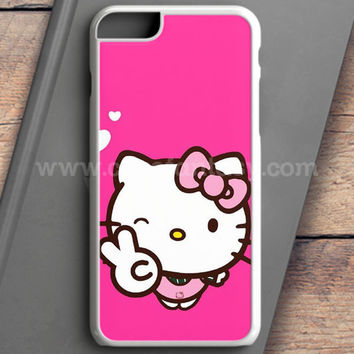 Hello Kitty Girl iPhone 6S Case | casefantasy