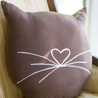 Karma Living Cats Feline Cozy Pillow