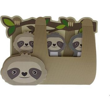 Sloth Sticky Memo Sets