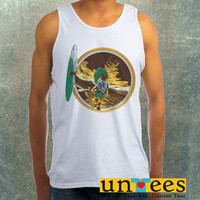 Zelda Majoras Mask Hobbit Clothing Tank Top For Mens