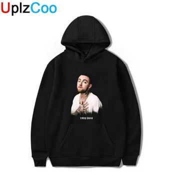 UplzCoo R.I.P. Mac Miller Hoodies Young Men Women Fashion K Pop Printing Sweatshirts Spring Autumn Streetwear Pullovers OA122