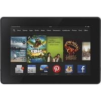 Amazon - Kindle Fire HD - 16GB - Black