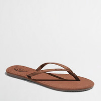 Factory Rainbow® tango flip-flops - Seasonal - FactoryWomen's Shoes - J.Crew Factory