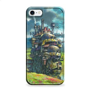 Howls Moving Castle 2 iPhone 6 | iPhone 6S case