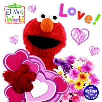 Elmo's World: Love! (Sesame Street Board Books)