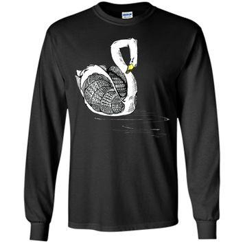 Charming Adele The Swan And Reflection 2017 T Shirt