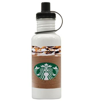 Gift Water Bottles | Starbucks Coffe Ice Cream Frappuccino Aluminum Water Bottles