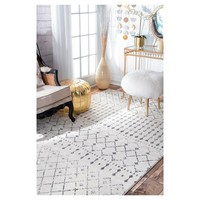 Abstract Loomed Area Rug - nuLOOM : Target