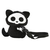 Skelanimals Kit Plush Crossbody Bag