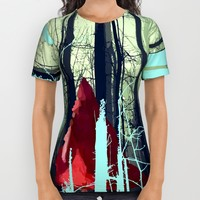 LittleRed All Over Print Shirt by Susana Paz | Society6