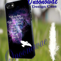 Firefly theme The Ballad of Serenity for iPhone 4/4S/5/5S/5C Case, Samsung Galaxy S3/S4/S5 Case, iPod Touch 4/5 Case