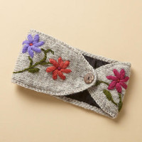 Embroidered Blooms Headband | Robert Redford's Sundance Catalog