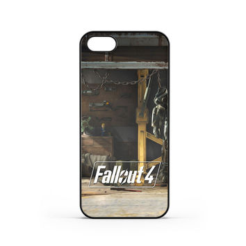 Fallout 4 Garage iPhone 5 / 5s Case