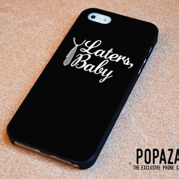 Laters Baby iPhone 5 | 5S Case Cover