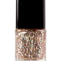 Goddess Glittered Nail Polish
