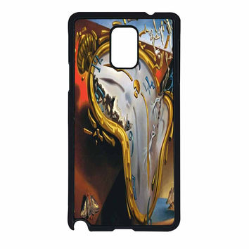 Salvador Dali Soft Watch Melting Clock Samsung Galaxy Note 4 Case