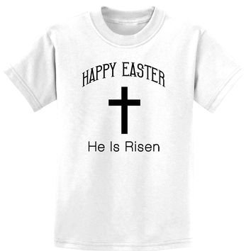 Easter Childrens T-Shirt - Many Fun Designs to Choose From!