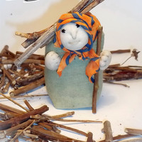 Hand crafted lavender souvenirtoy Grandma by LanaDiNata on Etsy