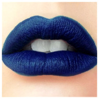 Smoking Gun .. Opaque Matte Lipstick