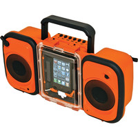 Grace Digital Audio Eco Terra Waterproof Boom Box