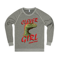 Clever Girl (Jurassic World) Tee!