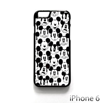 Mickey Mouse Wallpaper for Iphone 4/4S Iphone 5/5S/5C Iphone 6/6S/6S Plus/6 Plus Phone case
