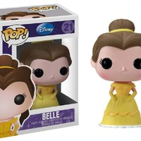Kirin Hobby : POP! Disney Beauty and the Beast: Belle Vinyl Figure by Funko 830395024745